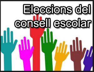 Eleccions consell escola 2018