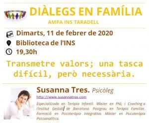 Imatge blog.Dialegs.Febrer 2020